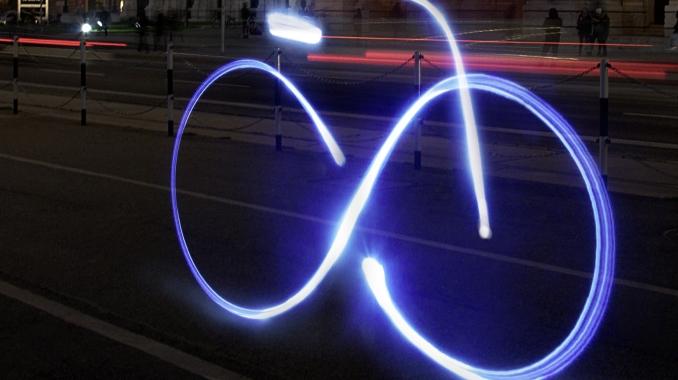 aktionswoche licht macht sichtbar fahrrad wien. Black Bedroom Furniture Sets. Home Design Ideas