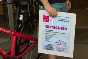 Gutschein für eine Mountainbike Reise in Tirol