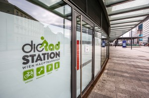 Radstation Hauptbahnhof