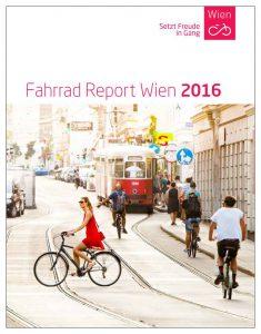 Fahrrad Report 2016_Cover