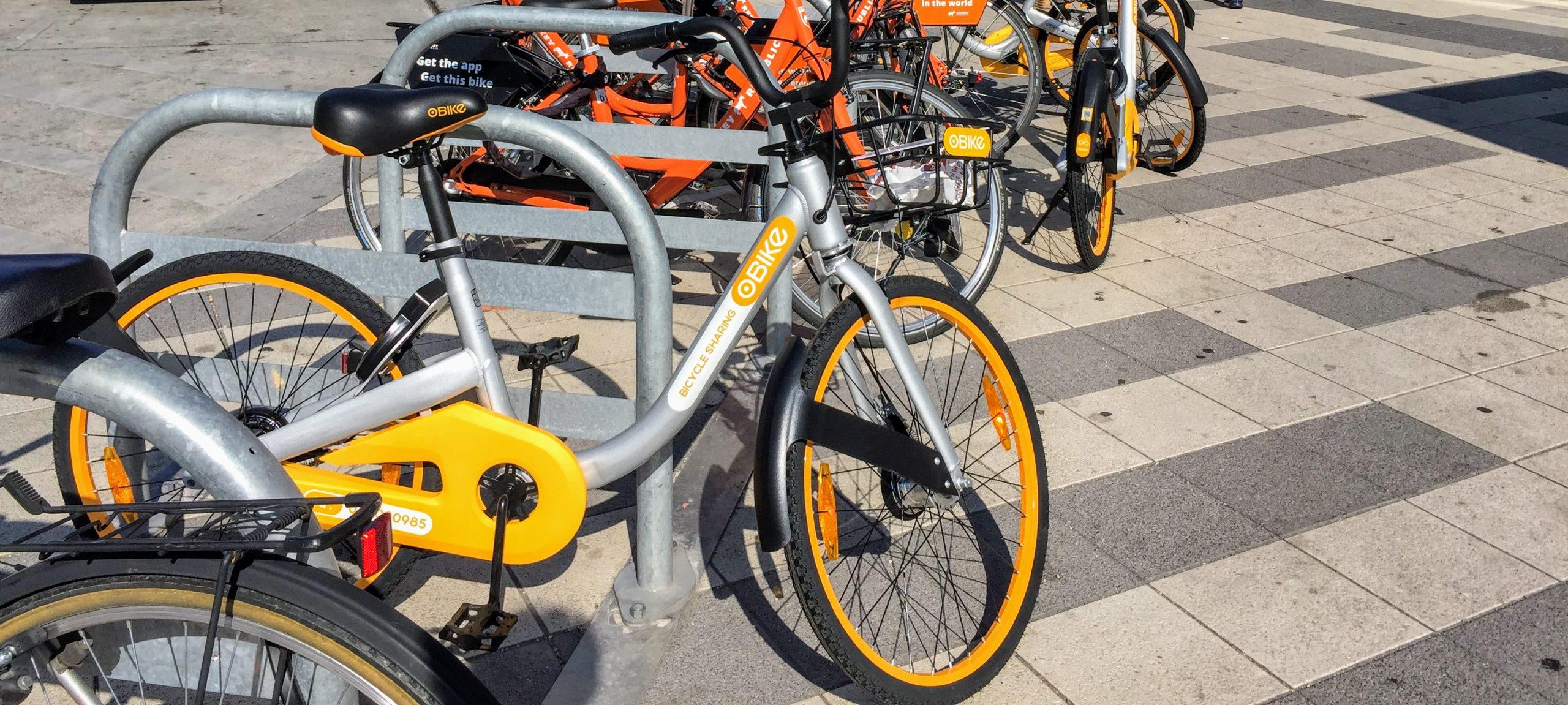 Der erste Wiener oBike Test | Fahrrad Wien