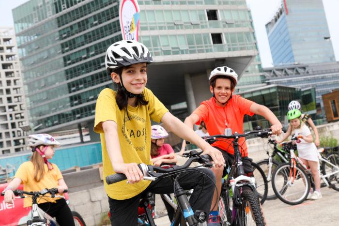 Radkurse für Kinder