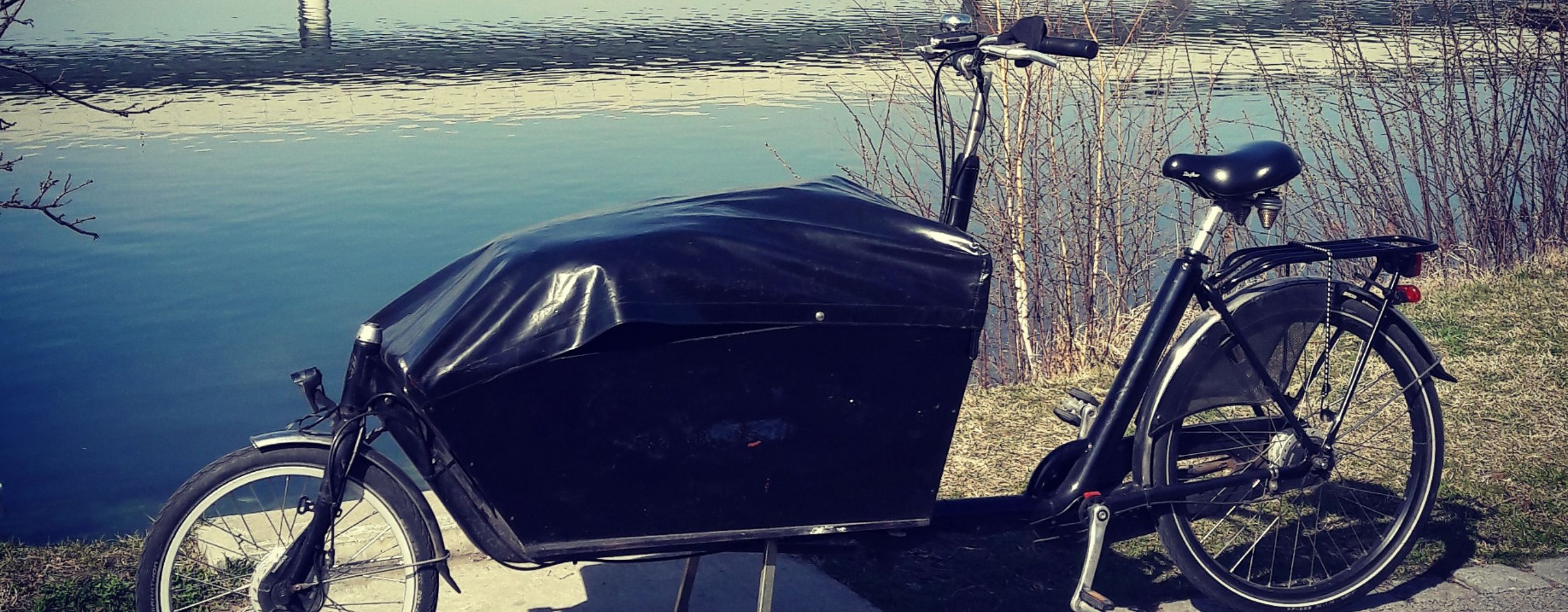 Cosmo-Bike unterwegs